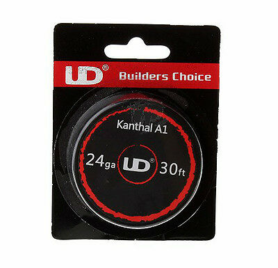 10 Metre Kanthal A1 Resistance Wire for RBA/RDA