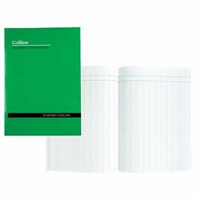 Collins A24 Series Analysis Book 18 Money Column - 10218