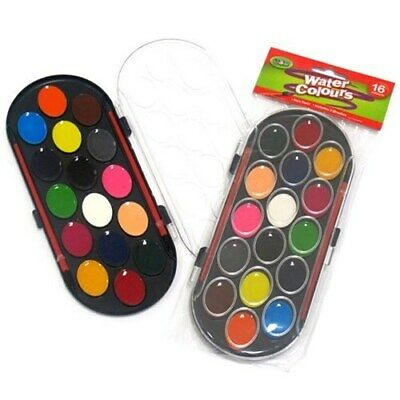 Dats Paint Set Boxed with Brush 16 Pack