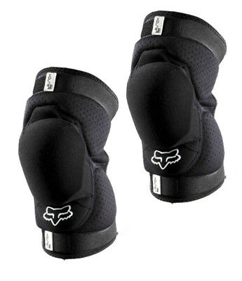 Fox Launch Pro Youth Mtb Bike Knee Pads Black 2015 Large/x-Large
