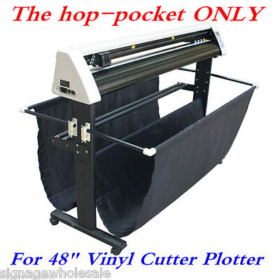 "The hop-pocket for 48"" Vinyl Cutter Plotter for Redsail vinyl cutter RS1360C"