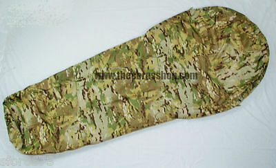 Tactical Bivy Bag With Insect Screen, Khaki, Auscam, Multicam Bivvy Shelter