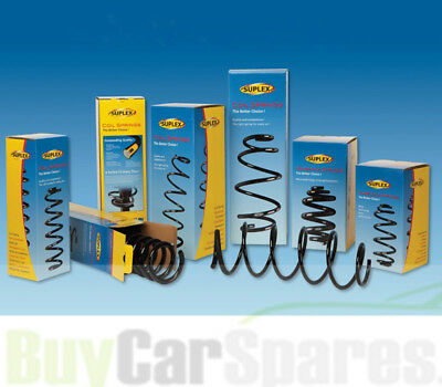 Fit with FORD FIESTA Front Coil Spring 10356