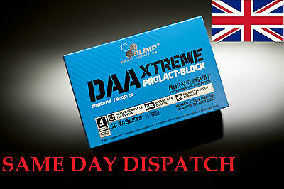 ### Olimp Daa Xtreme Prolact-Block Testosterone Booster  ###