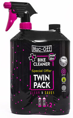 Muc-Off Nano Tech Bike Cleaner 1L Spray (Twin Pack)