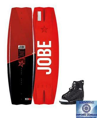 Wakeboard package Jobe Unix 137 Set Wake completo attacchi Republik Fantastica