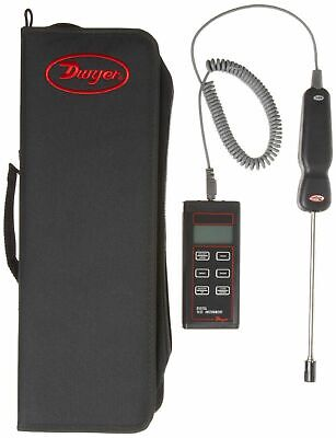 Dwyer Instruments 485B-1 Thermo-Hygrometer (-20 to 140°F & 0 to 100% RH)