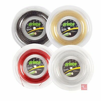 Prince Lightning XX Squash String 100m Reel 17 / 1.25mm
