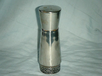 Vintage Wiltshire Burgundy Large Pepper Shaker