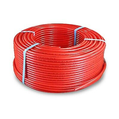 Pexflow Pfr-R121000 Pex Tubing - Oxygen Barrier Red 1/2 X 1000'