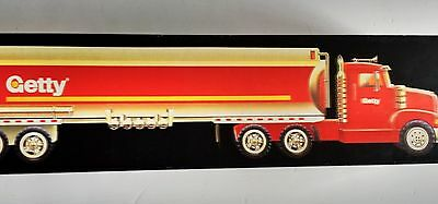 1997 Getty Tanker Truck Limited Edition Serialized