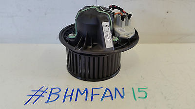 BMW 1 3 SERIES 04-10 E81 E87 E90 E91 E92 E93 HEATER BLOWER FAN WITH RESISTOR 693