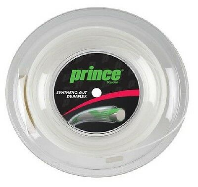 Prince Synthetic Gut Duraflex 17 / 1.25mm Squash 100m Reel