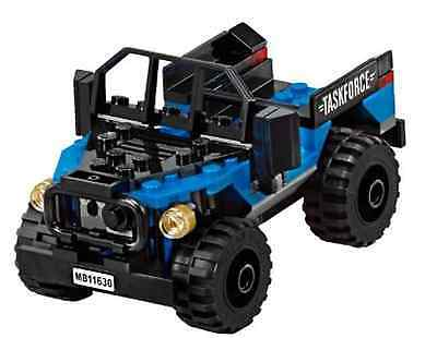 LEGO Super Heroes - 76047 Captain America's Jeep