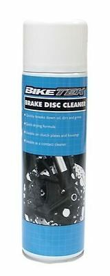 BIKE IT MOTORCYCLE MOTORBIKE SCOOTER CLUTCH DISK OIL CLEANER SPRAY 500ml