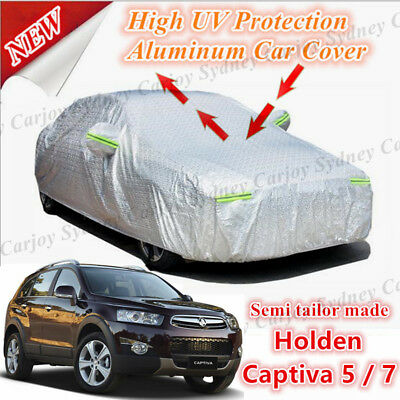 Large SUV Car Cover Sun UV Protection Waterproof Holden Captiva