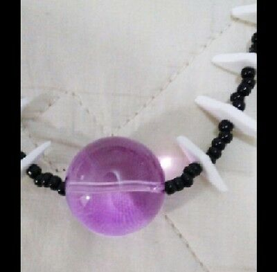 Anime Necklace.Sit boy.Inuyasha Cosplay. Animate the Jade of Four Spirits