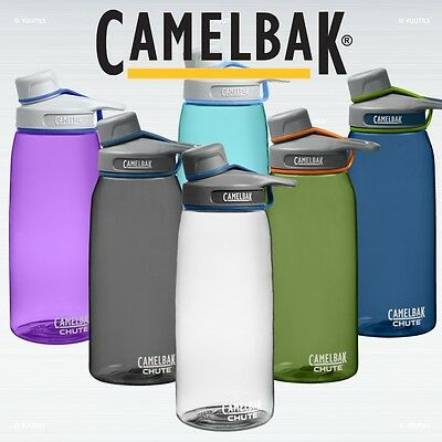Camelbak CHUTE Hydration Water Bottle 1.0L