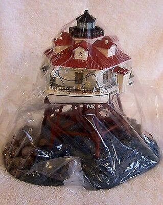 1996 Harbour Lights Thomas Point Shoals Lighthouse #181 NEW MIB ONLY 9500
