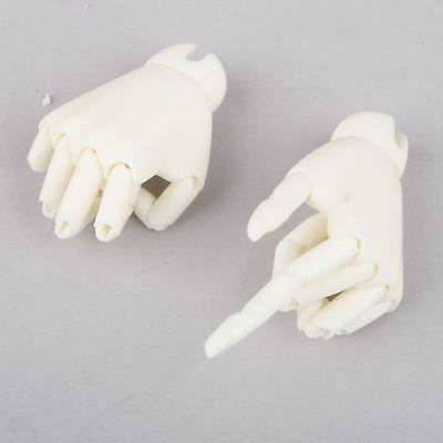 [wamami] Without Makeup 1/3 AOD Unisex Heads Doll Jointed Hands Dollfie BJD