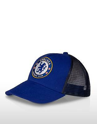Chelsea FC Football Club Cap (Blue)