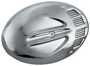 Harley FXD Dyna Super Glide 2007Scarab Air Cleaner Cover Chrome by Kuryakyn