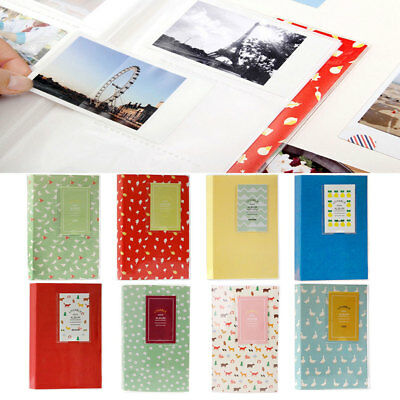 84 Pockets Album Storage Cases Mini Film Size For Polaroid Photo FujiFilm Instax