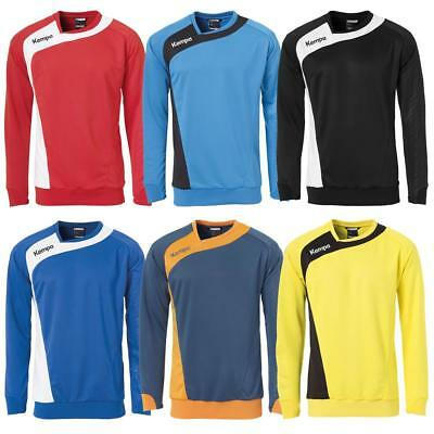 Kempa Peak Training Top Handball Herren Langarm Shirt