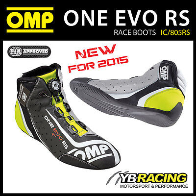 Sale! Ic/805Rs Omp One Evo Rs Formula Professional Racing Boots Soft Leather
