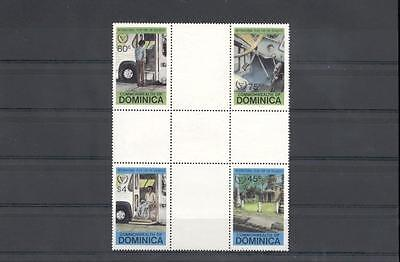 (926811) Wheelchair, Disabled Persons, unique CROSSGUTTER, Dominica