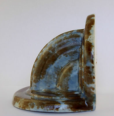 Beautiful Australian Pottery 1930s Art Deco Bookend  LAYBY AVAILABLE