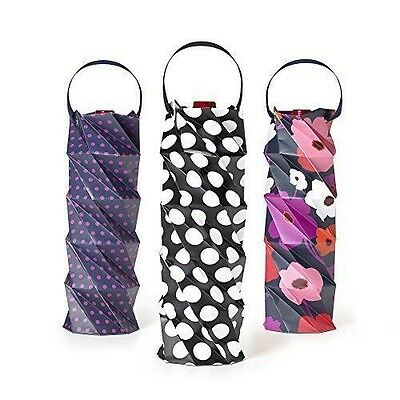 Set Of 3 Origami Wine Totes *Built New York* BUY 3 GET 3 FREE  Fast Delivery!