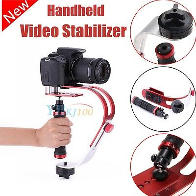 Pro Handheld Video Stabilizer Steady cam for DSLR DV SLR Digital Camera Camcorde