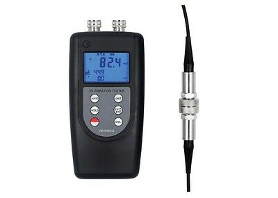 Landtek VM6380-2 Vibration Meter Wide Frequency Range (10Hz~10kHz)