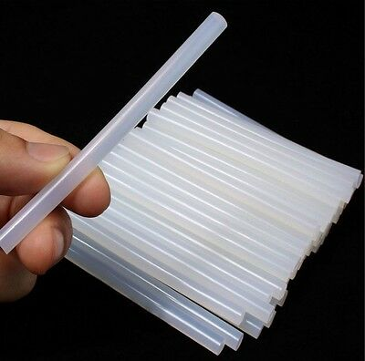 70 Adhesive Glue Sticks For Trigger Electric Hot Melt Gun Hobby Craft Mini New