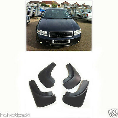 For Audi A4 B6 Sedan 2002 2003 2004 2005 Mud Flaps Splash Guards