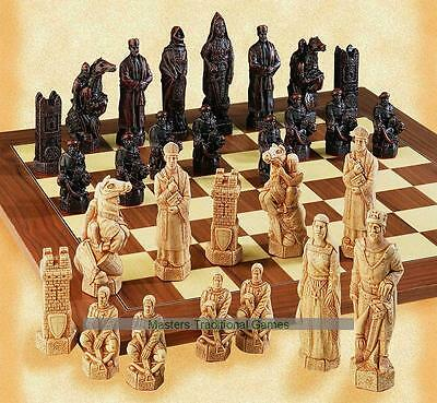 SAC Crusades Chess Set (without board)