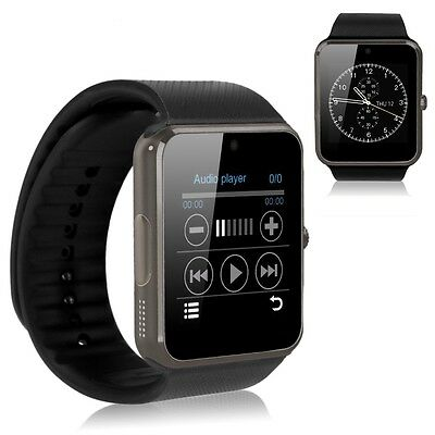 BLUETOOTH SMART WATCH ARMBAND UHR iOS iPHONE ANDROID SAMSUNG WINDOWS MICROSOFT