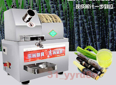 Desktop Electric Sugar Cane Ginger Press Juicer Sweet sorghum Juicer 110V/220V