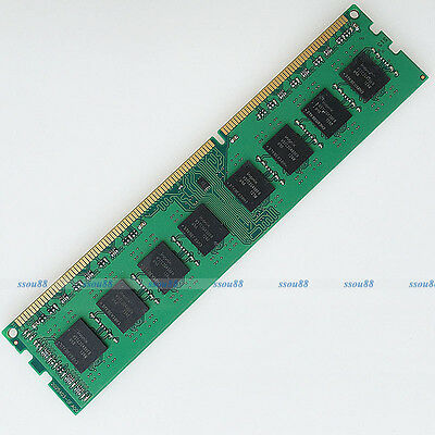 4GB PC3-12800 DDR3 1600 Mhz 240Pin 4G Ram For AMD Motherboard Desktop Memory NEW