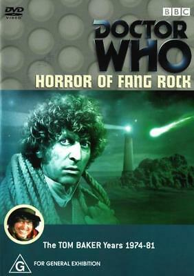 Doctor Who - Horror Of Fang Rock DVD R4 Brand New!