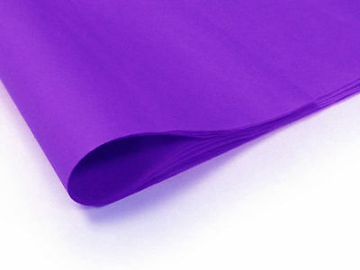 """Purple Acid Free Tissue Wrapping Paper Size 450 X 700Mm 18 X 28"""""""