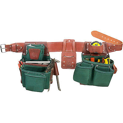 Occidental Leather Large Tool Belt OxyLights Framer Package 8080DB New