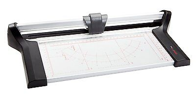 Genie RC08 ROTARY TRIMMER, STAINLESS STEEL BLADE 10810. 10 SHEET CAPACITY