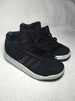 Black adidas For Kids Size 11