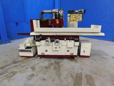 "16"" x 40"" Chuck Chevalier Automatic Surface Grinder Metal Grinder"