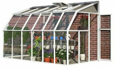 Sun Room 2 Greenhouse Cover your Porch Deck Patio , xtra Room to House 6' x 12'