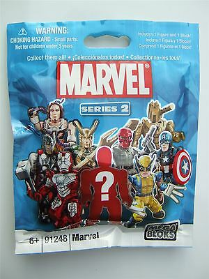 Mega Bloks Marvel series 2 - Whiplash (A17101MM)