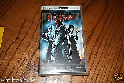 Hellboy Directors Cut UMD Video for PSP Brand New