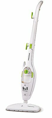 BRAND NEW: Morphy Richards 720020 9-in-1 Upright and Handheld Steam Mop 1500w